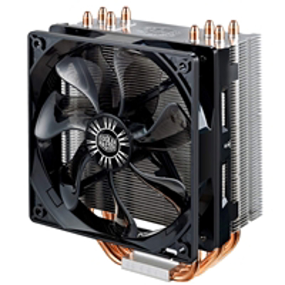 Picture of Cooler Master Hyper 212 EVO Universal Socket 120mm PWM 1600RPM Black Fan CPU Cooler