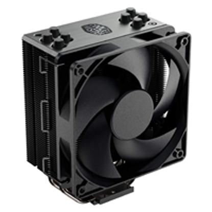 Picture of Cooler Master Hyper 212 Black Edition Universal Socket 120mm PWM 2000RPM Black Fan CPU Cooler