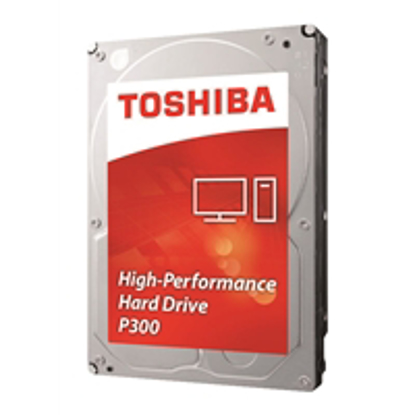 "Picture of Toshiba P300 HDWD120UZSVA 2TB 3.5"" 7200RPM 64MB Cache SATA III Internal HDD"