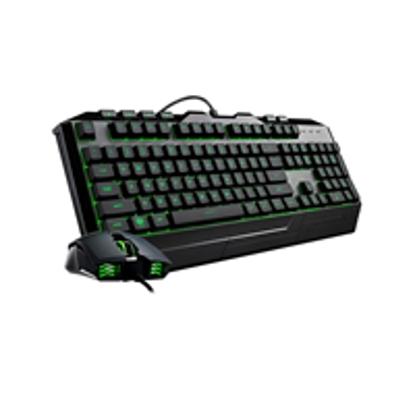 Picture of Cooler Master Devastator 3 USB LED Gaming Keyboard & Mouse Set