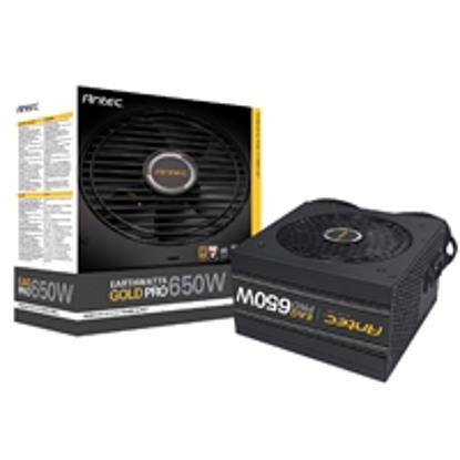 Picture of Antec EarthWatts Gold Pro 650W 120mm Silent Fan 80 PLUS Gold Semi Modular PSU