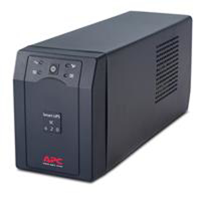 Picture of APC SC620I Smart Back Up UPS SC 620VA 230V
