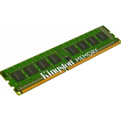 Picture of Kingston ValueRAM 4GB No Heatsink (1 x 4GB) DDR3 1600MHz DIMM System Memory