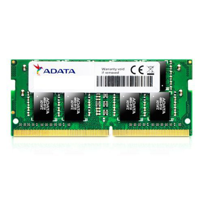 Picture of ADATA Premier 16GB, DDR4, 2400MHz (PC4-19200), CL17, SODIMM Memory, 1024x8