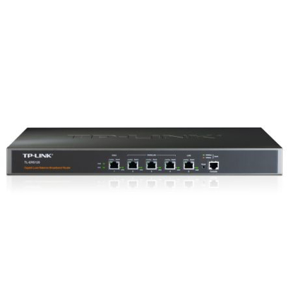 Picture of TP LINK (TL-ER5120) Multi Wan Load Balance Broadband Router, GB WAN, 3 changeable WAN/LAN Ports
