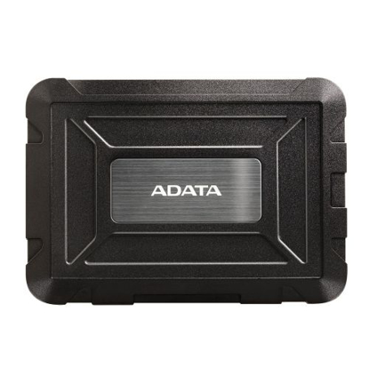 "Picture of ADATA ED600 2.5"" SATA Drive Caddy, USB 3.2 Gen1, USB Powered, IP54 Water, Dust & Shock Proof"