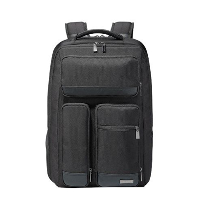 "Picture of Asus ATLAS 17"" Laptop Backpack, Water & Scratch Resistant, Hidden Security Pocket, RFID-Blocking Pocket, Padded"