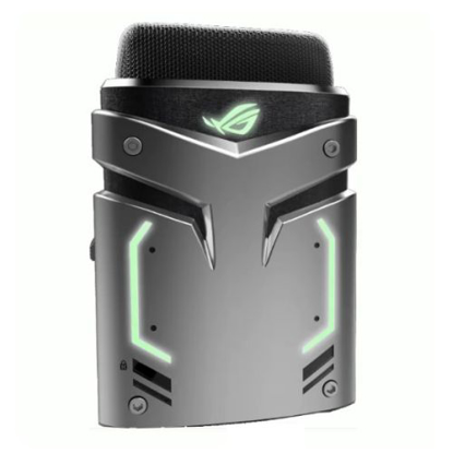 Picture of Asus ROG Strix Magnus Condenser Gaming Microphone, Noise Cancellation, RGB Lighting