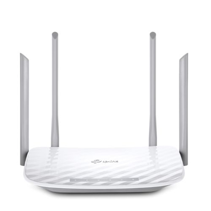 Picture of TP-LINK (Archer A5 V4), AC1200 (867+300) Wireless Dual Band 10/100 Cable Router, 4-Port, Access Point Mode