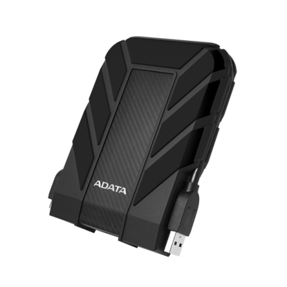 """Picture of ADATA 1TB HD710 Pro Rugged External Hard Drive, 2.5"""", USB 3.1, IP68 Water/Dust Proof, Shock Proof, Black"""
