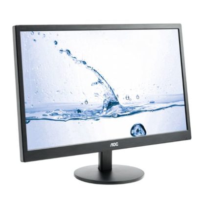 """Picture of AOC 23.6"""" LED Monitor (M2470SWH), 1920 x 1080, 5ms, VGA, 2 HDMI, Speakers, VESA, 3 Years On-site Warranty"""