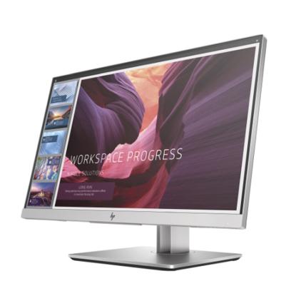 "Picture of HP 21.5"" EliteDisplay IPS USB-C Docking Monitor (E223), 1920 x 1080, 5ms, HDMI, DisplayPort, USB-A & C, LAN, VESA, Fully Adjustable"
