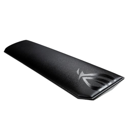 Picture of Asus AC01 ROG Gaming Wrist Rest, Black, 370 x 75 x 21mm