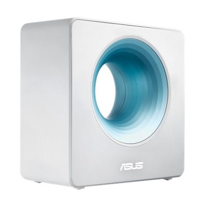 Picture of Asus (BLUECAVE) AC2600 (800+1734) Wireless Dual Band GB Cable Router for Smart Home, AiProtection, IFTTT