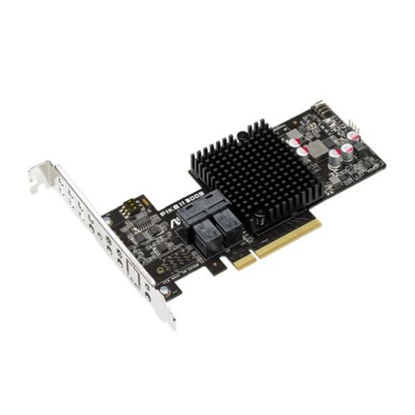 Picture of Asus PIKE II 3008-8i Storage Solution (RAID), SATA 6Gb/s / SAS 12Gb/s, 8 Internal Ports, PCIe 3.0 x8