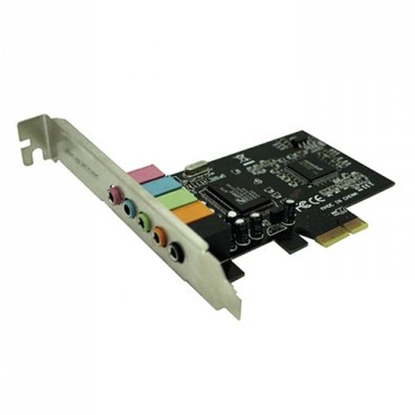 Picture of Approx 5.1 Soundcard, 3D, PCI Express